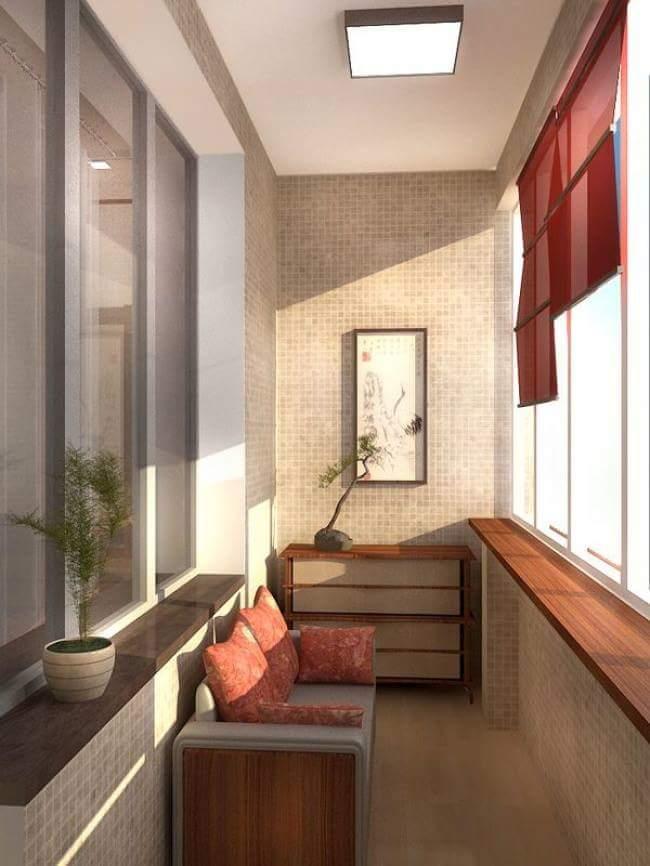 Small Balcony Furniture