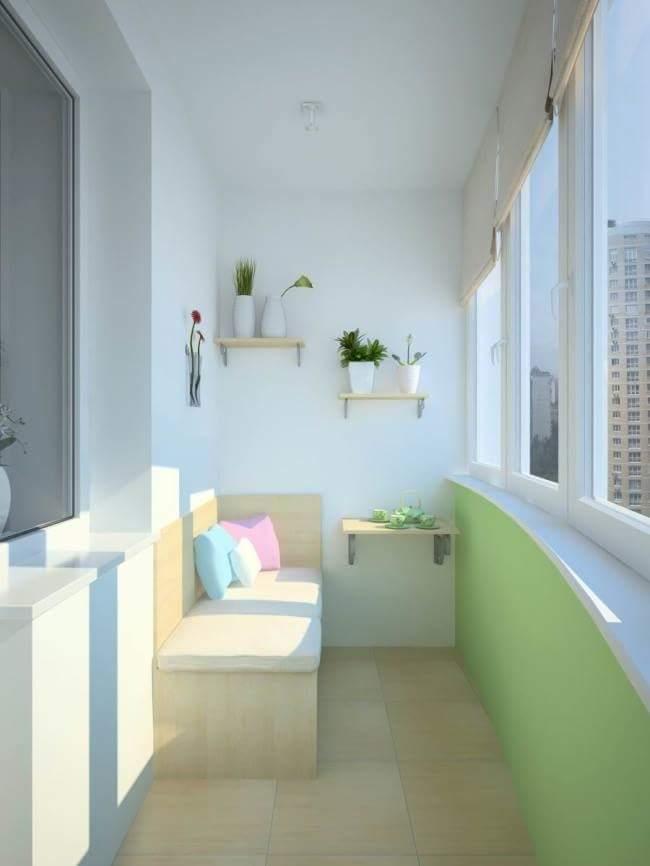 Balcony decorations idea