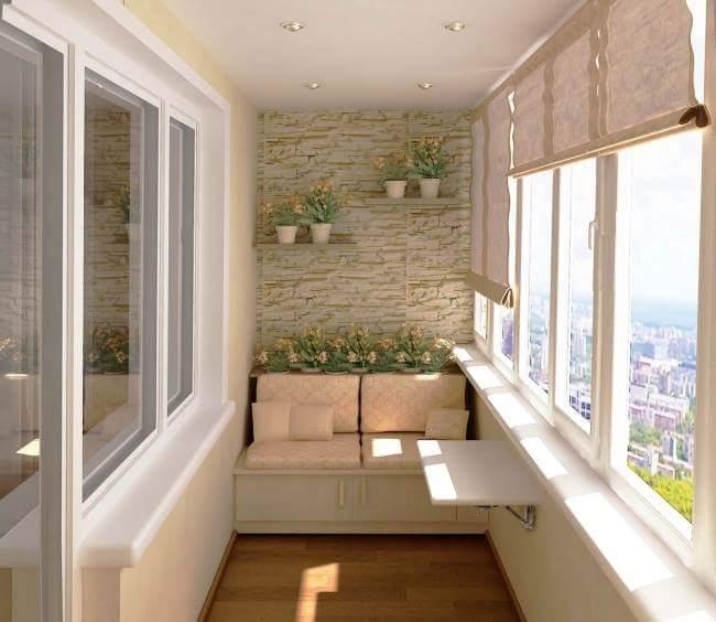 Balcony Furniture set idea