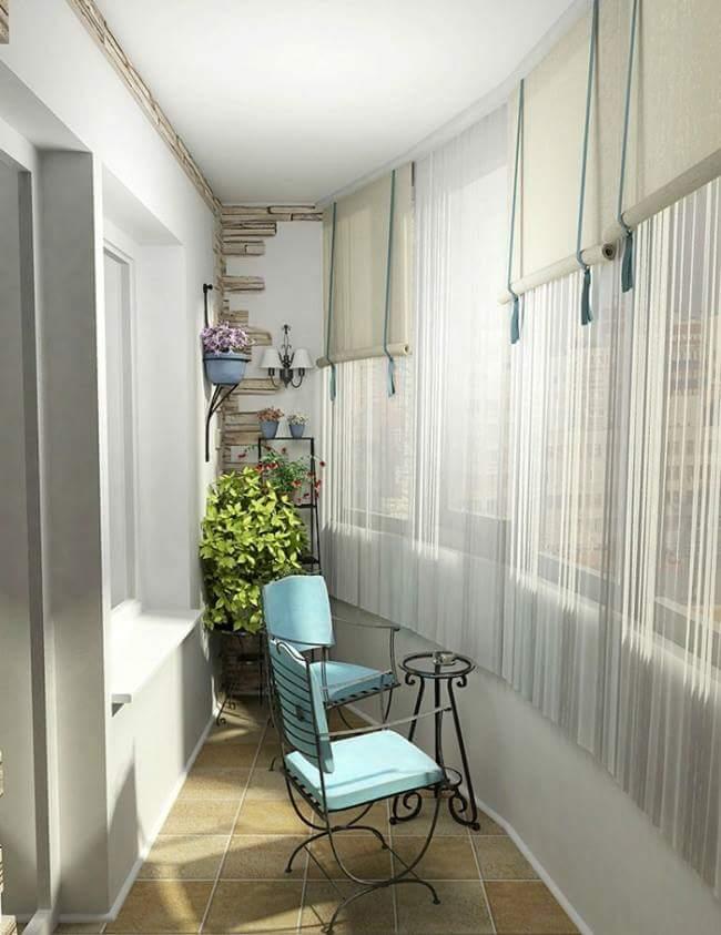 beautiful Balcony Design idea