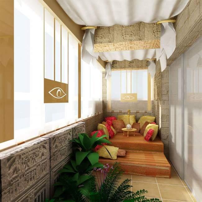 simple Balcony Furniture