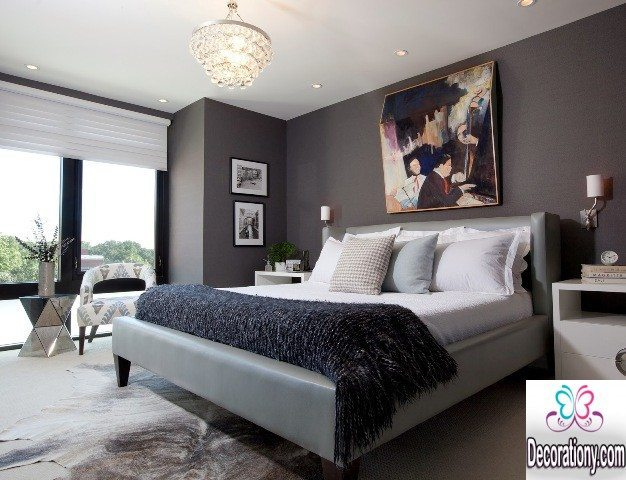 Modern bedroom painting ideas