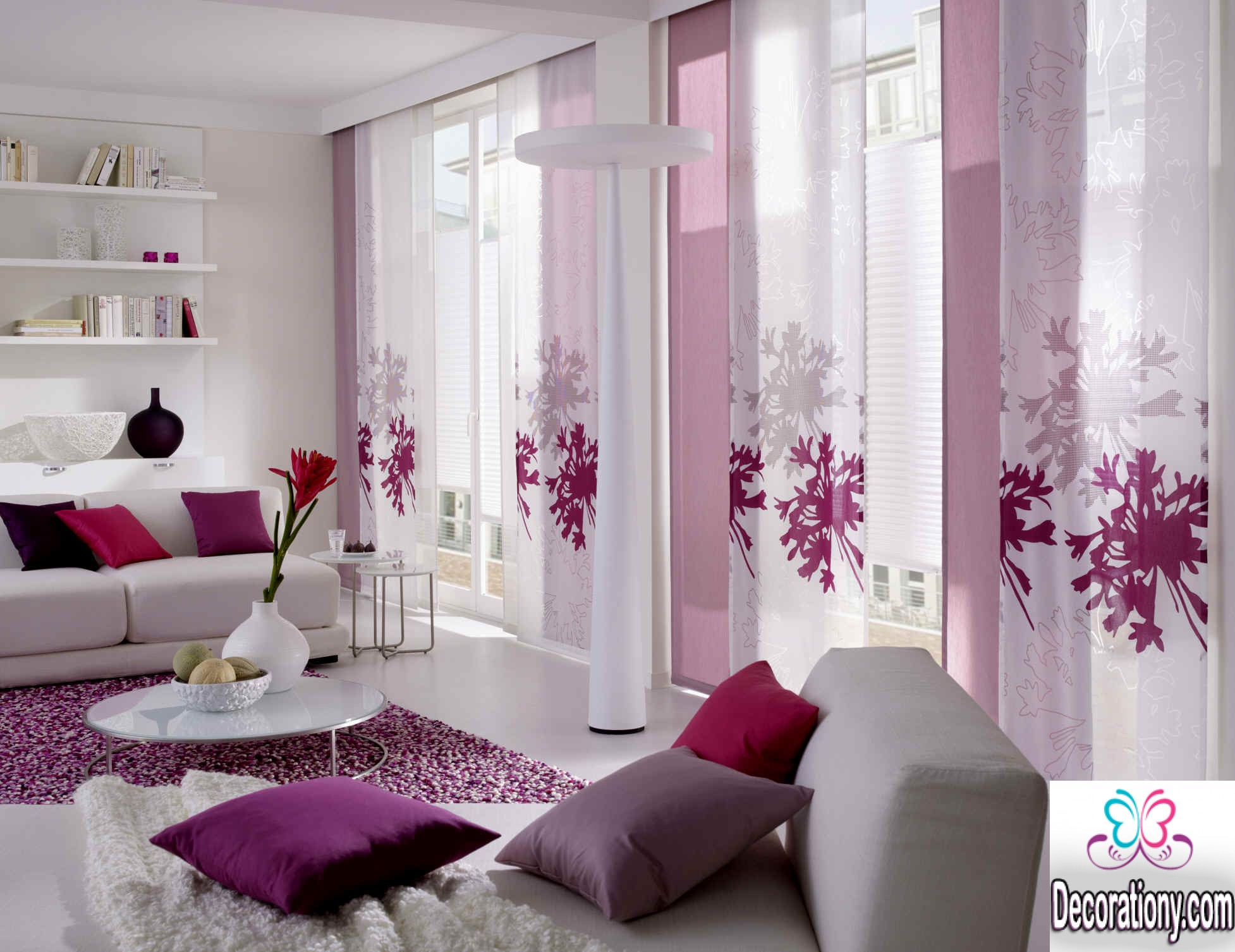 25 Modern Curtains Designs For More Elegant Look Decoration Y