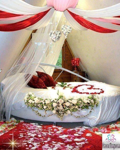 beautiful bed decorating ideas