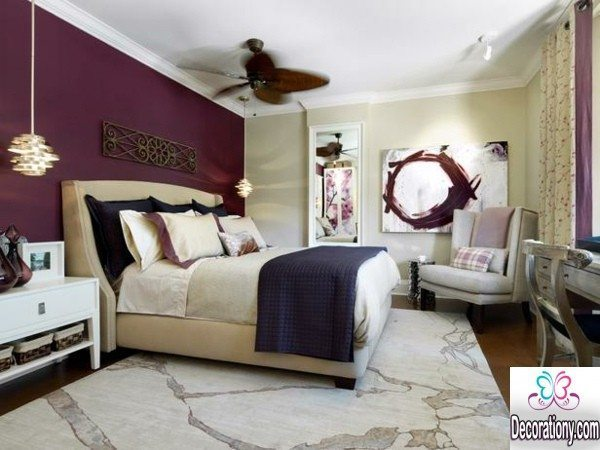 55 latest painting ideas 2016 decoration y for Bedroom 2016