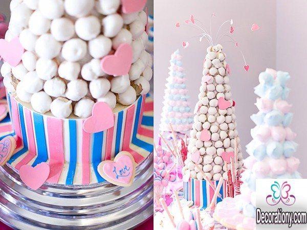 candy buffet wedding ideas