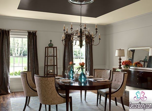 classic dining room paint colors