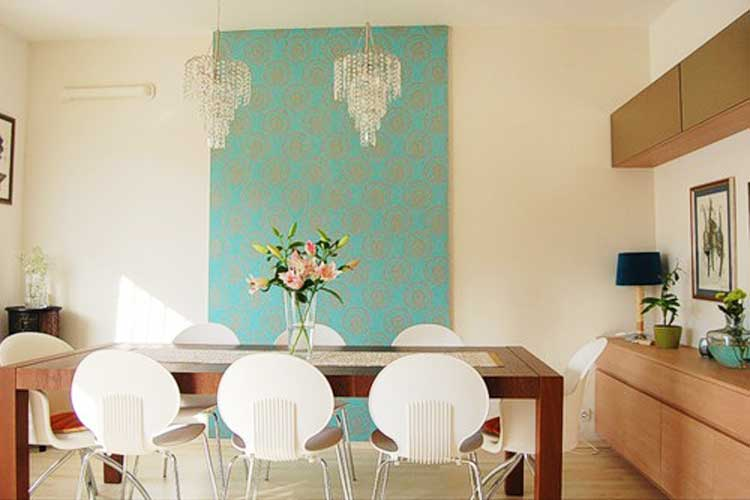 Turquoise Dining Room Decorating Ideas