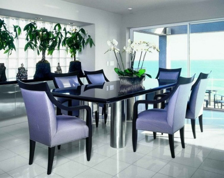 Dining room modern designs