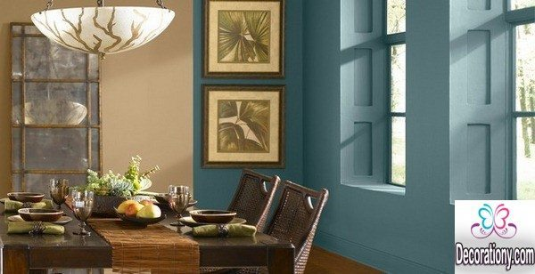 dining room color idea