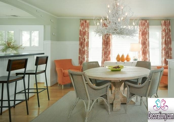 dining room painting color