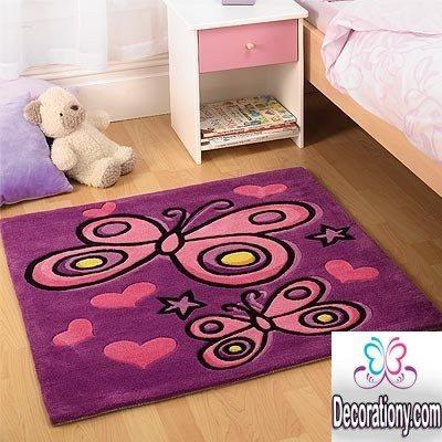 fluffy kids room rugs