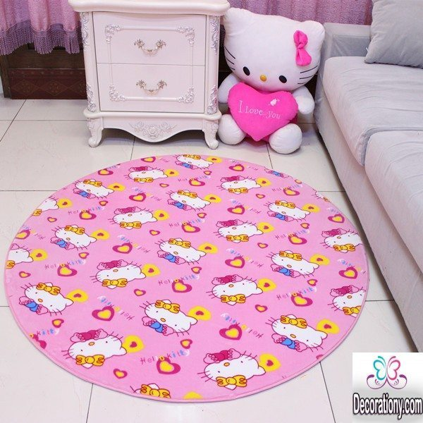 kitty rugs