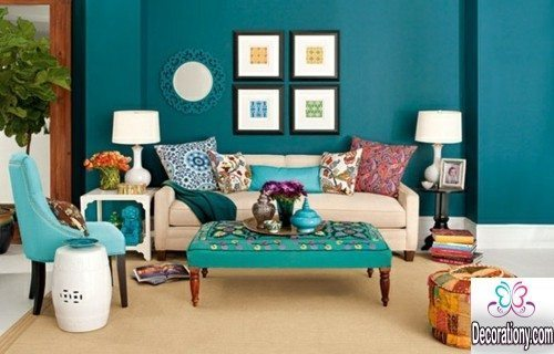 living room colors 2016