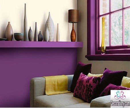 55 latest painting ideas 2016 decoration y - Colors for modern living room chromatic vitality ...