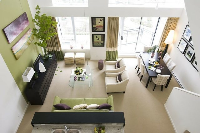 Living room paint colors ideas and trends 2016 / 2017.