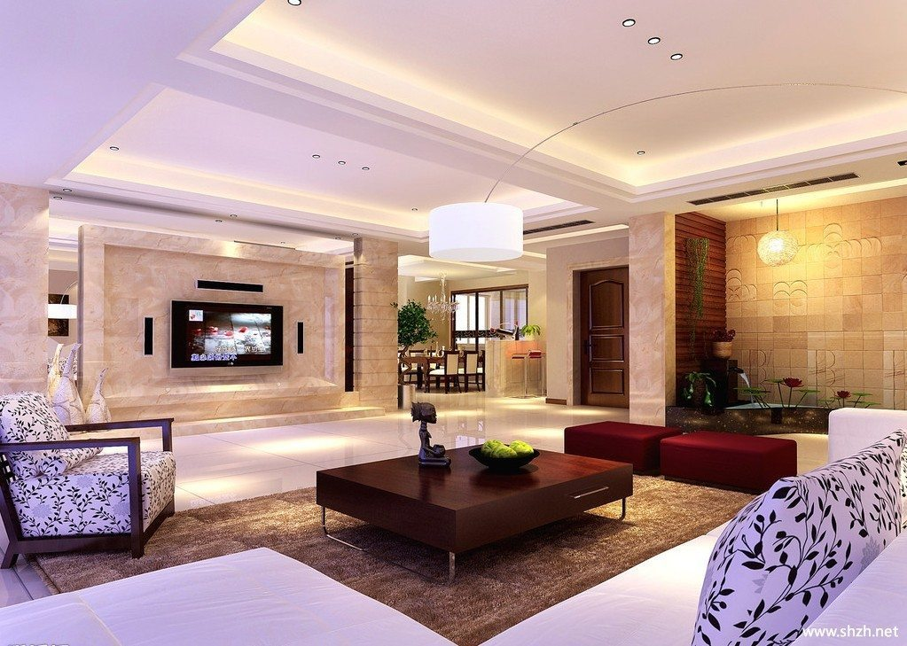35 modern living room designs for 2017 decoration y for Living room designs apartment