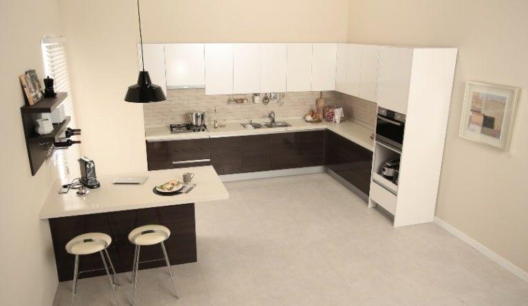 Nice simple open kitchen ideas
