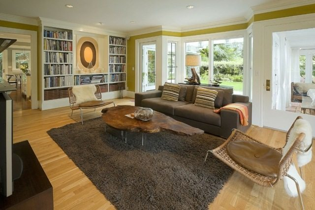 Latest Living Room Paint Colors Trends 20162017