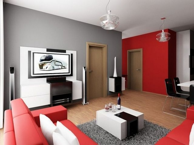 Latest living room paint colors trends 2016 2017 for Living room colour schemes 2016