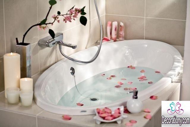 romantic batgroom ideas