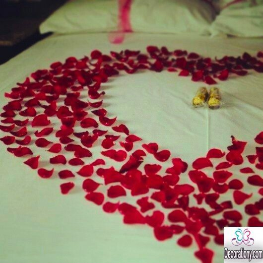 35 romantic home decorating ideas for valentine decoration y - Romantic valentine room ideas ...
