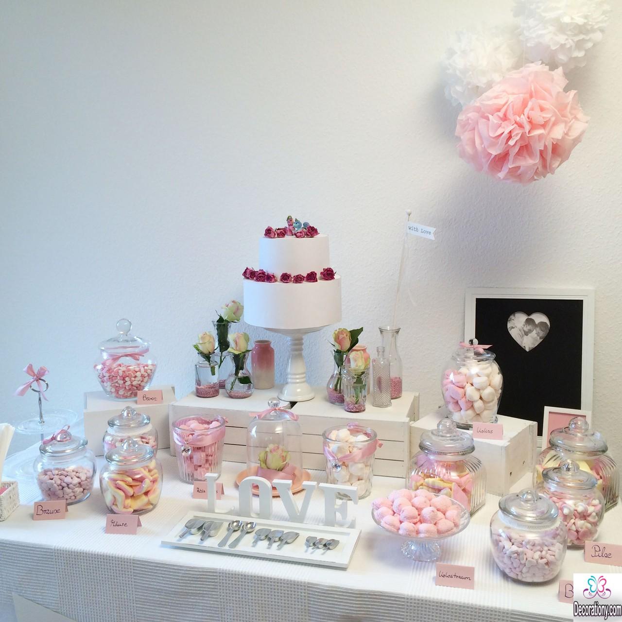 romantic candy bar