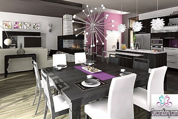 stylish dining room interiors