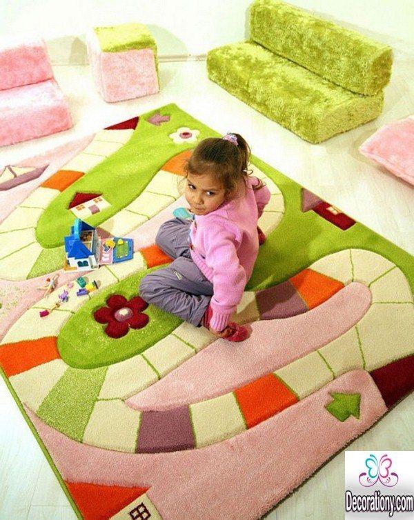 stylish rugs design