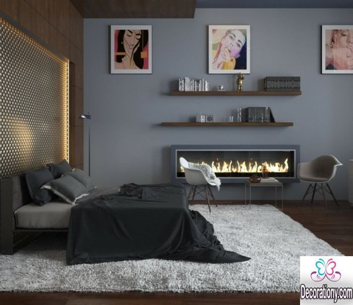 grey bedroom painting Ideas