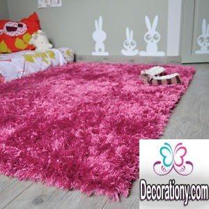 unique gilrs rugs design