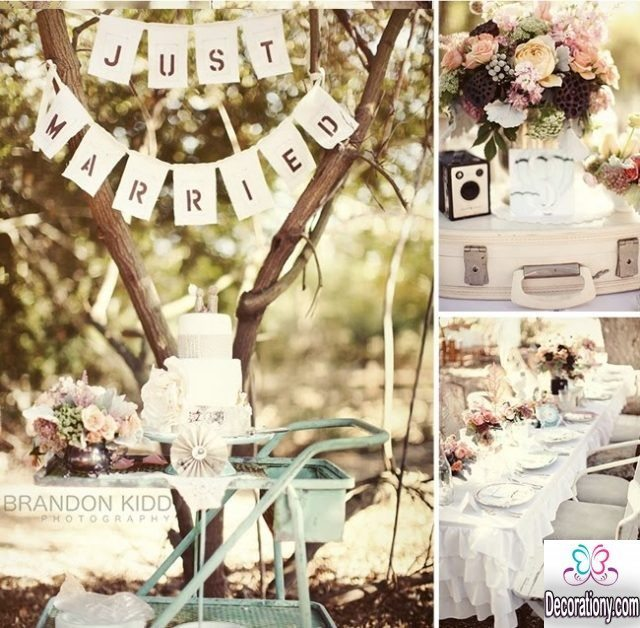 vintage wedding ideas