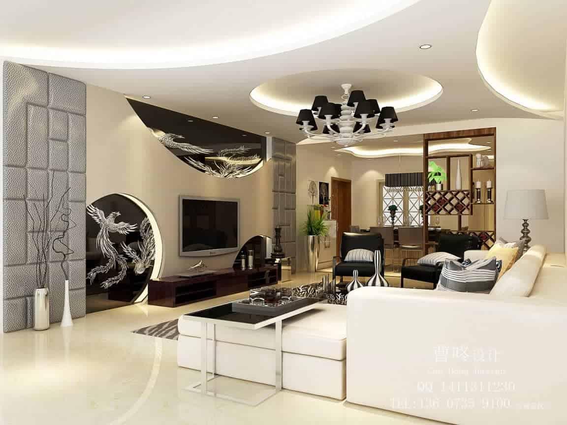 35 Contemporary Living Room Design: 35 Modern Living Room Designs For 2018 / 2019