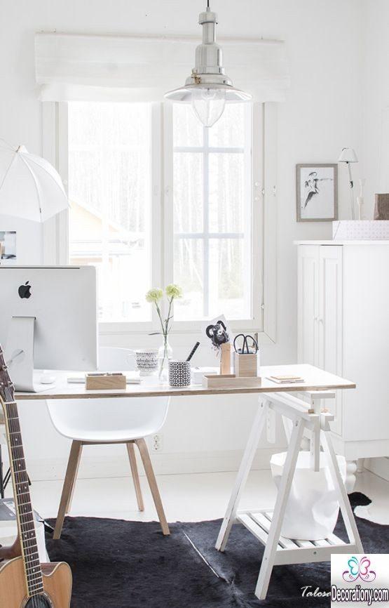 white office design