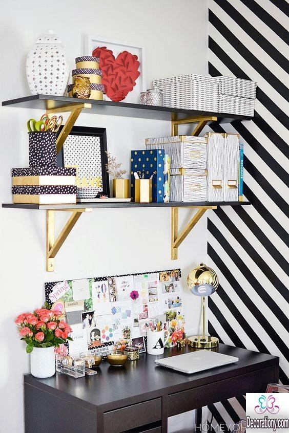 workspace decorative idea