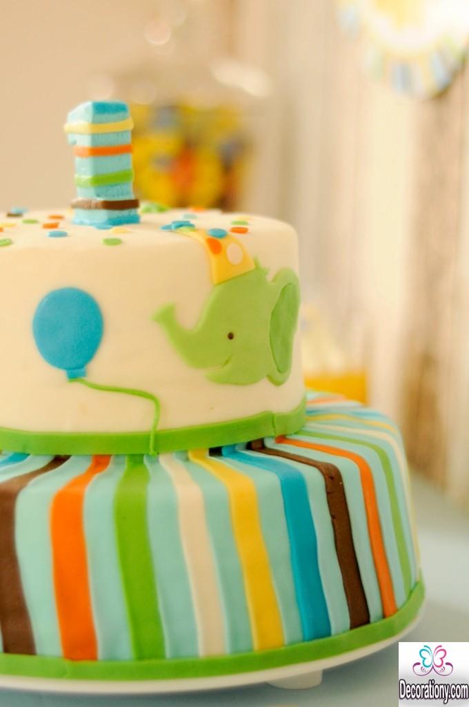 1st birthday cakes designs