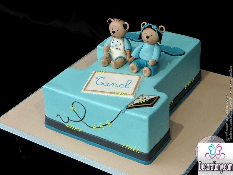 Cakes Pictures For 1st Birthday Of A Boy : Coolest 1st birthday cakes ideas for boys & girls ...