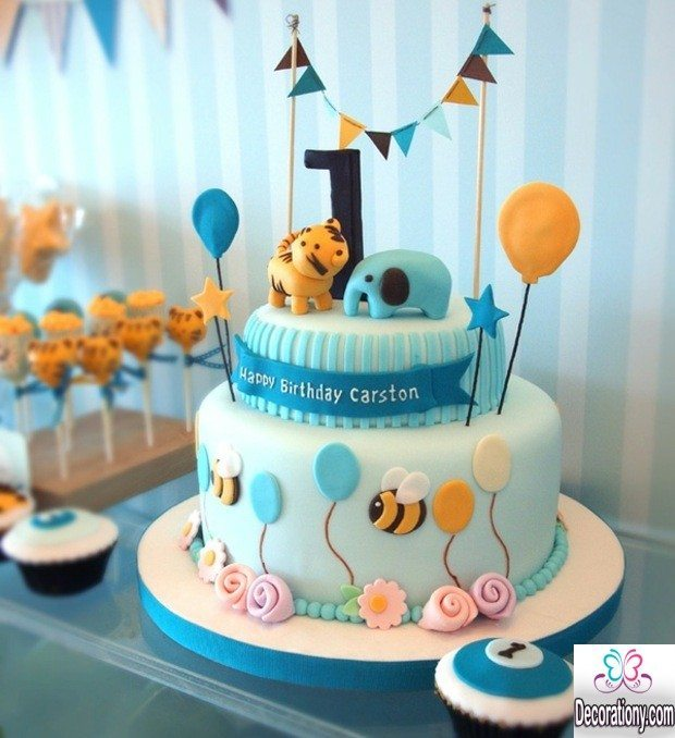 Cake Images Birthday Boy : Coolest 1st birthday cakes ideas for boys & girls ...