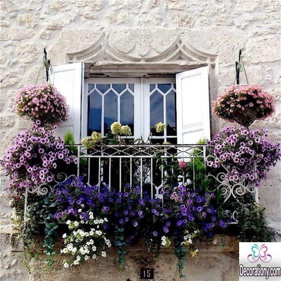 Balcony gardens design