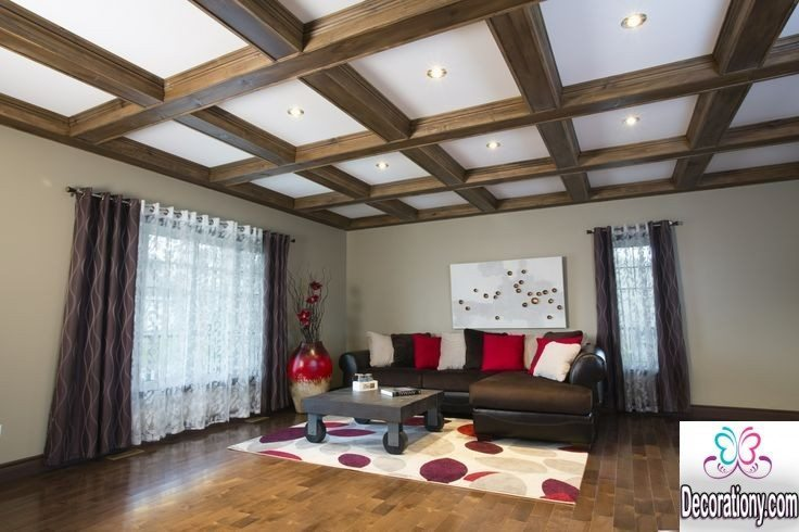 Coffered Ceiling design 2