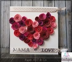 DIY Mothers Day Cards form