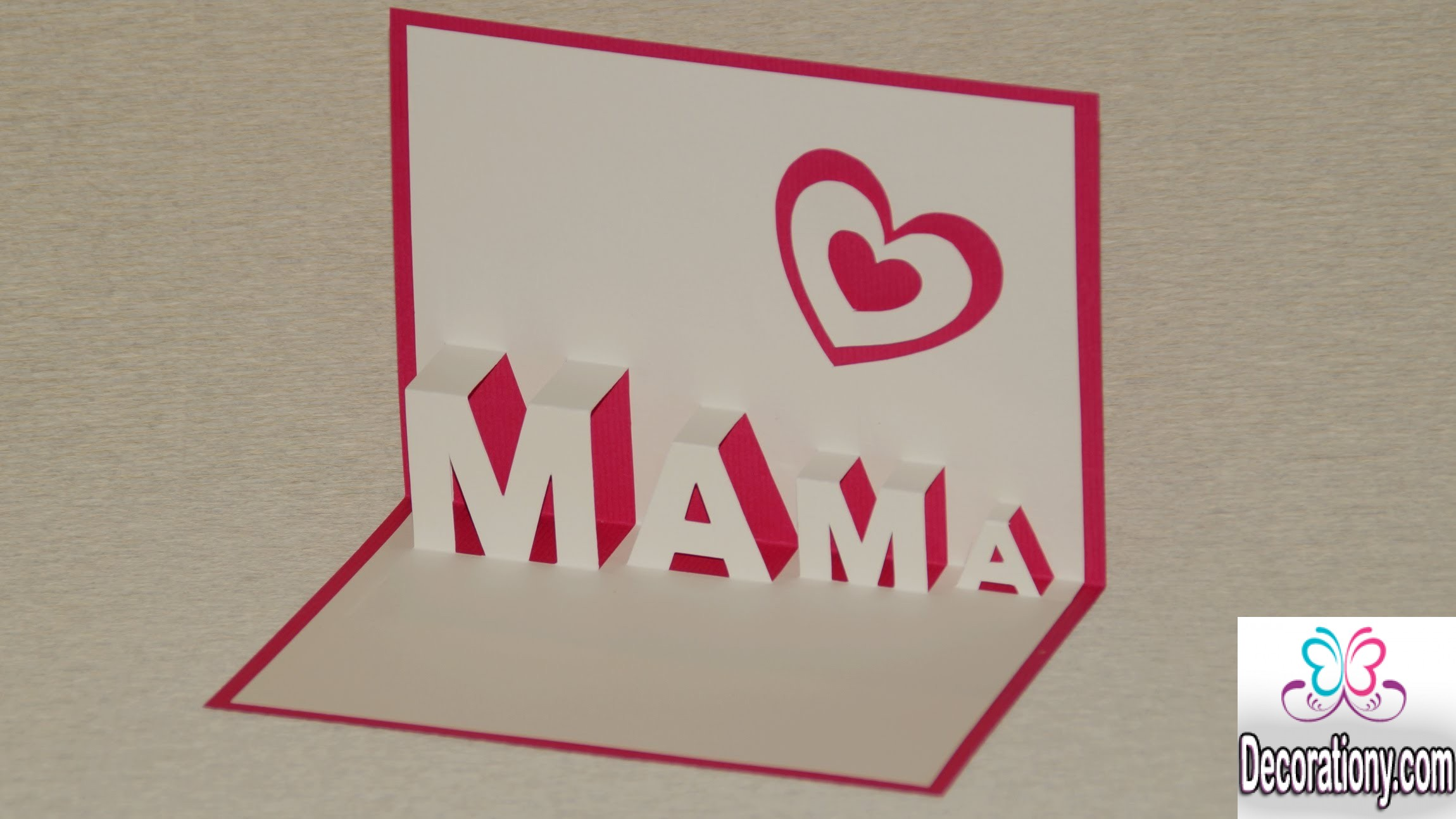 DIY Mothers Day Cards