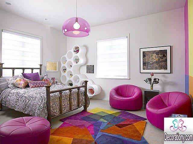 Fluffy room ideas