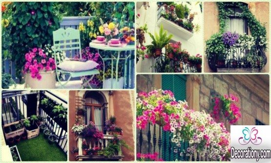 13 Romantic Juliet Balcony Design Ideas