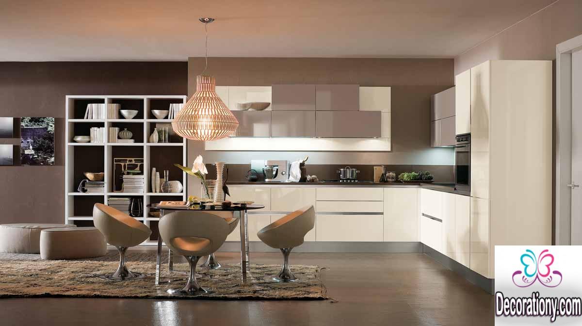 off withe kitchen design