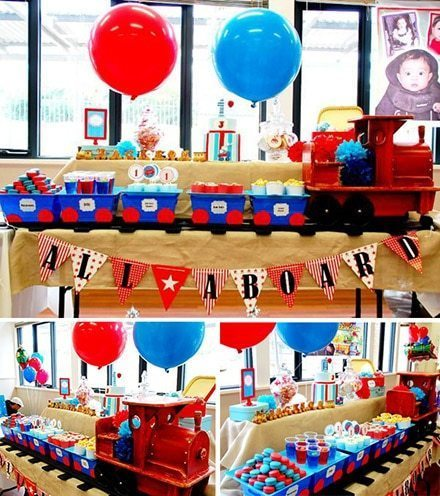 Kids Birthday party themes