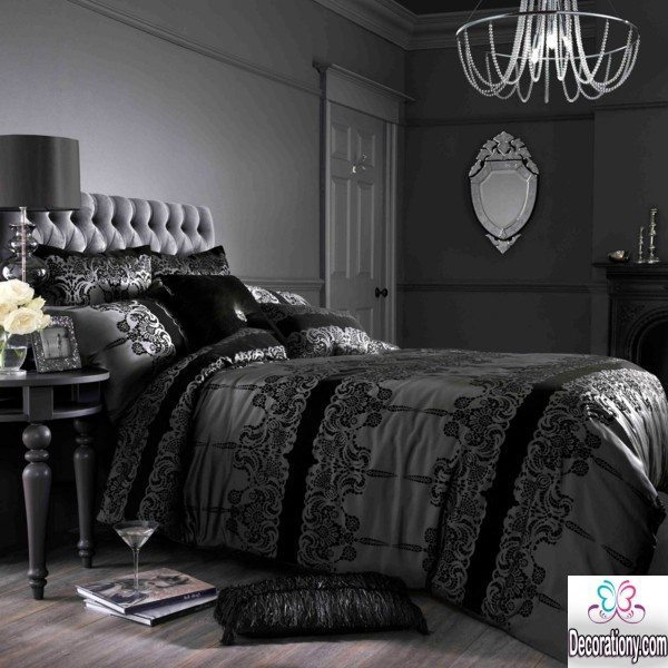 black bedroom ideas 13 fabulous black bedroom ideas that will inspire