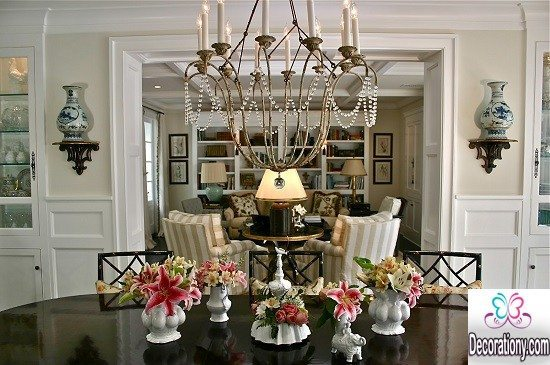 chandeliers for dining room 1
