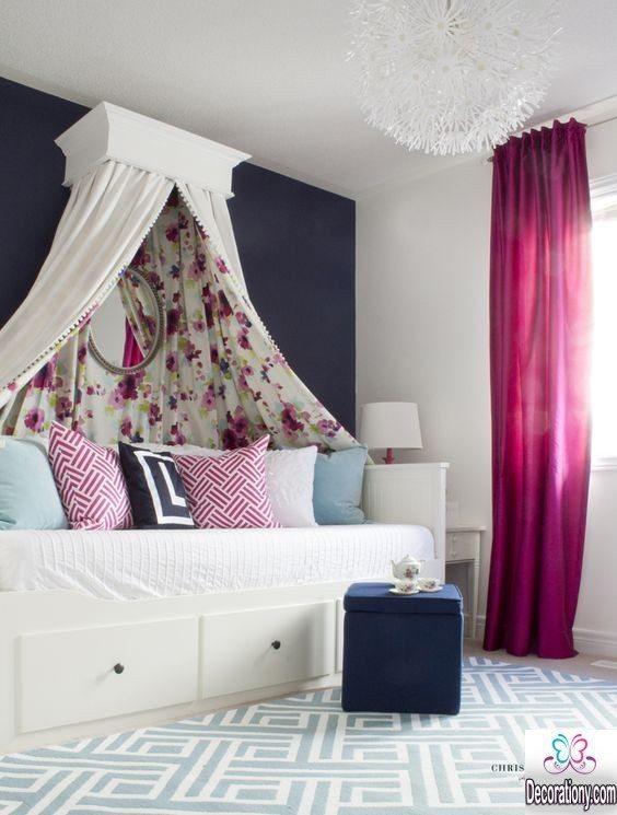 chic teen girls room ideas