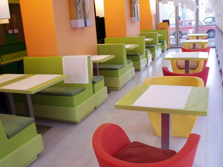 Modern Restaurant Furniture Designs 2016/2017